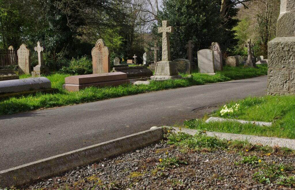 morris family gravestone
