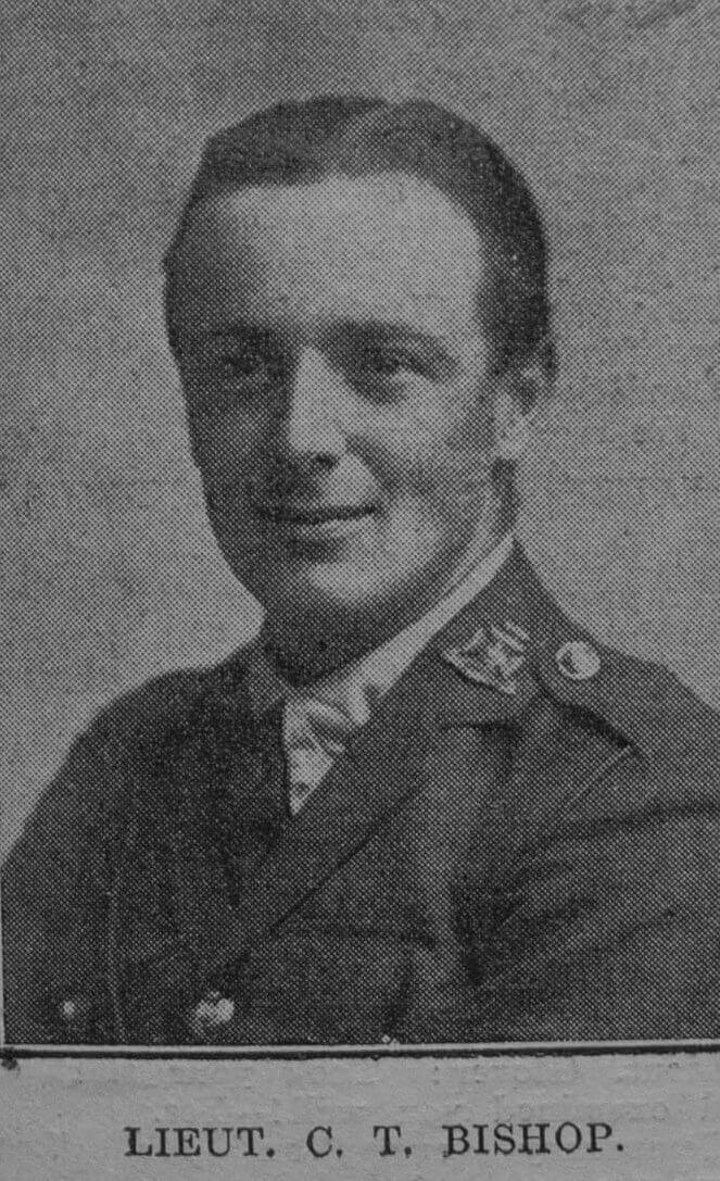 Charles Trevor Bishop